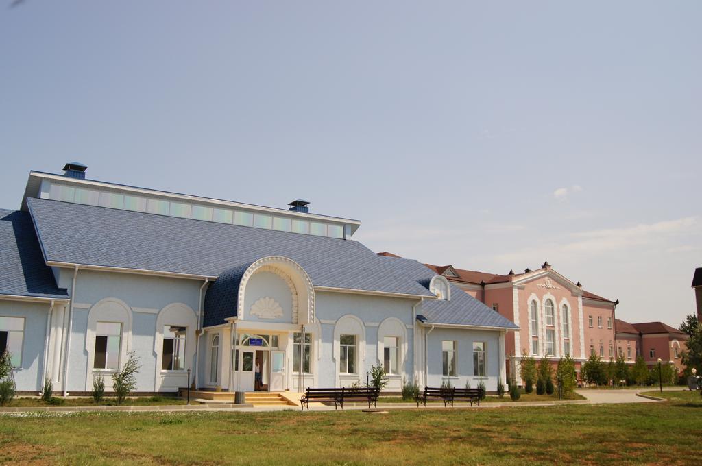 Санаторий им. Пирогова, Саки. Лечебное отделение