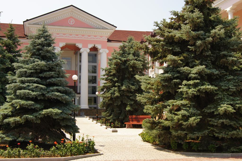Санаторий им. Пирогова, Саки. Корпус для спинальных пациентов