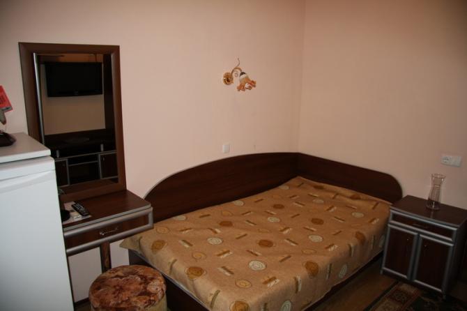 Санаторий им. Пирогова, Саки. 1-комнатный 2-местный Коттедж, малый