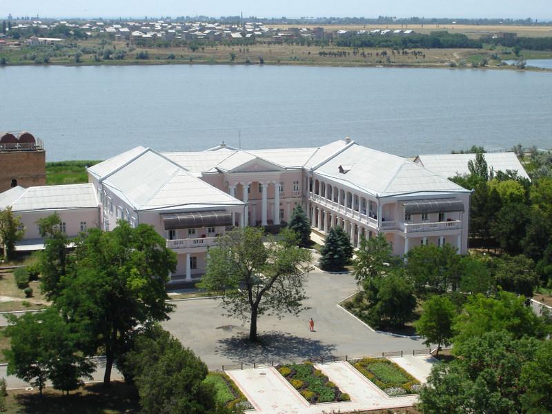 Центр восстановительного лечения санатория им. Пирогова