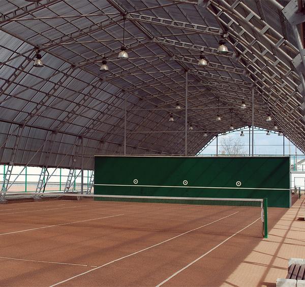 Санаторий Пирогова, Саки. теннисный корт
