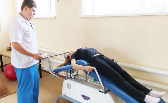 Лечение заболеваний костно-мышечной системы (опорно-двигательного аппарата) в санатории им. Н.И. Пирогова