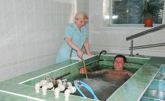 Лечение заболеваний мужской половой сферы, урологии, бесплодия в санатории им. Пирогова