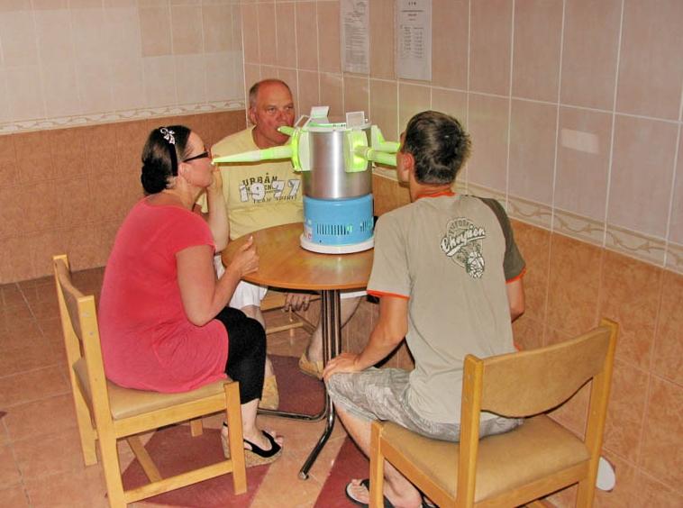 Лечение отоларингологических заболеваний в санатории им. Пирогова
