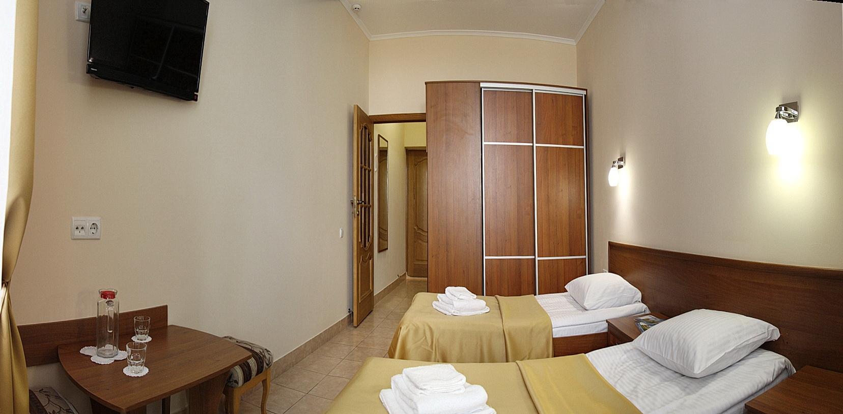 1-комнатный 2-местный номер СТАНДАРТ I категории (три звезды), корпус № 1