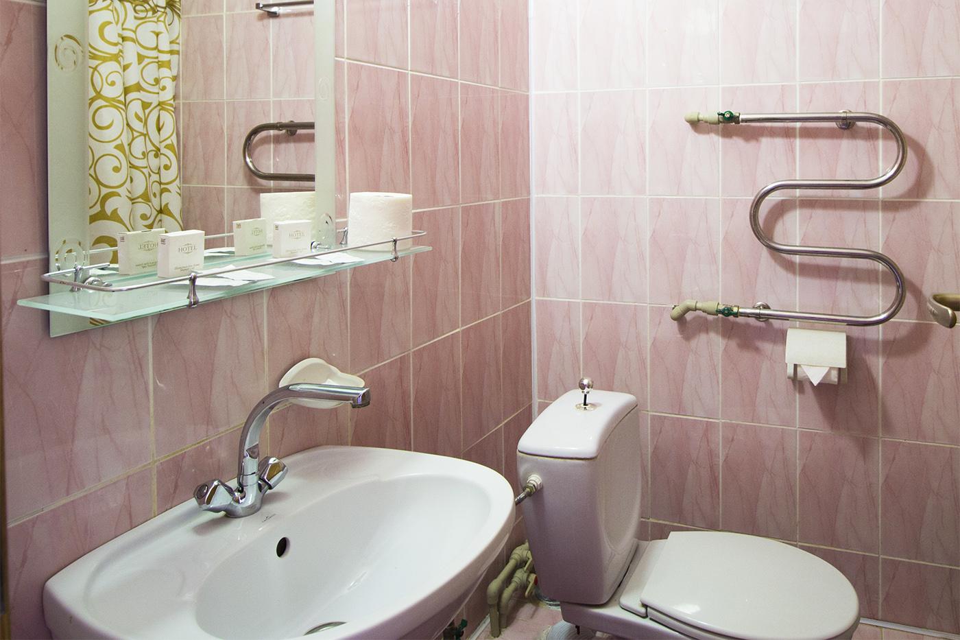1-комнатный 2-местный номер СТАНДАРТ I категории, корпус № 2, 6
