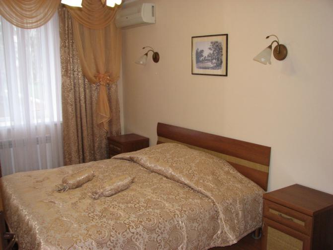 Санаторий им. Пирогова, Саки. 2-комнатные 2-местные Апартаменты