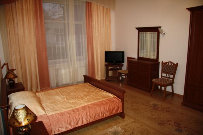 Санаторий им. Пирогова, Саки. 2-комнатные 2-местные Апартаменты с кухней