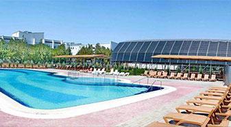Современный<br>санаторно- курортный комплекс